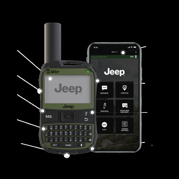 Spot X Jeep Edition